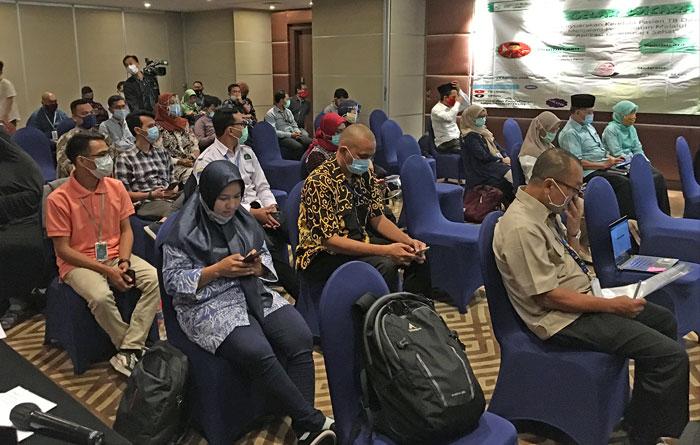 LKNU dan POP TB Indonesia Suarakan Hak-hak Pasien TBC melalui Aplikasi OneImpact Sehat