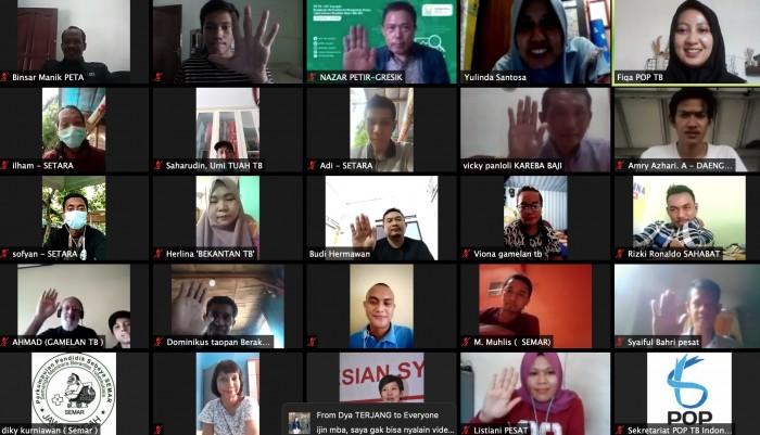 Peran komunitas penyintas TBC dalam mengawal program Global Fund