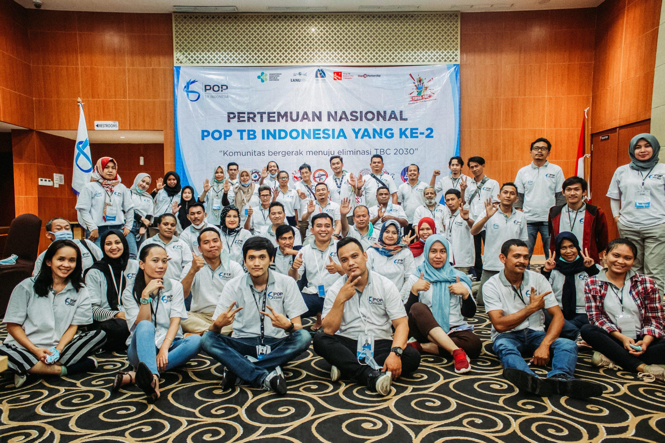 PERNAS Ke-2 POP TB: Komunitas Bergerak