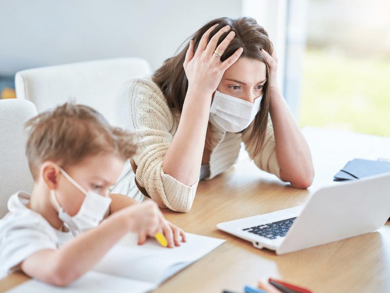 Stress selama pandemi