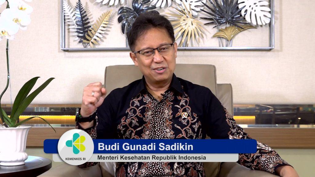 Budi Sadikin - Menteri Kesehatan RI